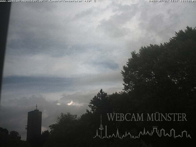 Weather-Webcam from Münster